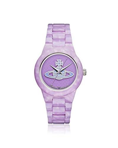 Vivienne Westwood Women's VV075PPPP Kew Purple Plastic Watch