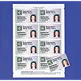 Double Sided Inkjet Teslin for Id Cards