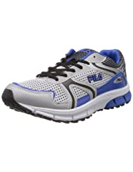 Fila Men Alpha Blue Mesh Running Shoes