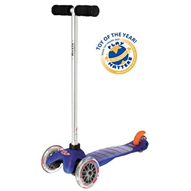 Mini Kick Scooter   Blue