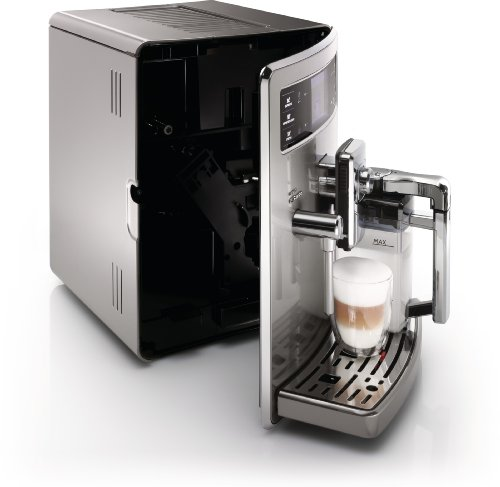 Philips Coffee Maker With Aroma Swirl Metal : Philips Saeco HD8944/47 Xelsis Automatic Espresso Machine, Stainless Steel - Coffee Pigs