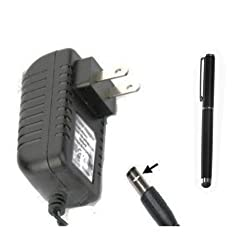 Onite Tablet Wall Charger AC/DC Adapter 12V DC 2A for Acer Iconia A200 Tablet A500 A501 A100 7