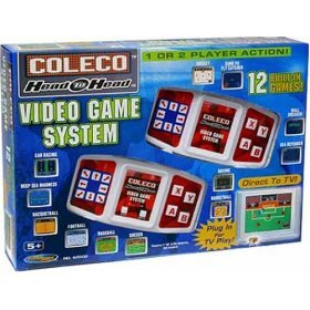 Head-to-Head Plug n Play Video Game System