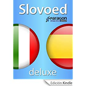 Slovoed Deluxe Spanish-Italian dictionary (Slovoed dictionaries)