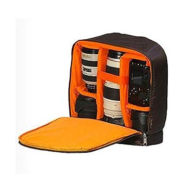 NEW HORUSBENNU HS-291333 Backpack Partition Lens DSLR Camera Insert Padded Bag,cases