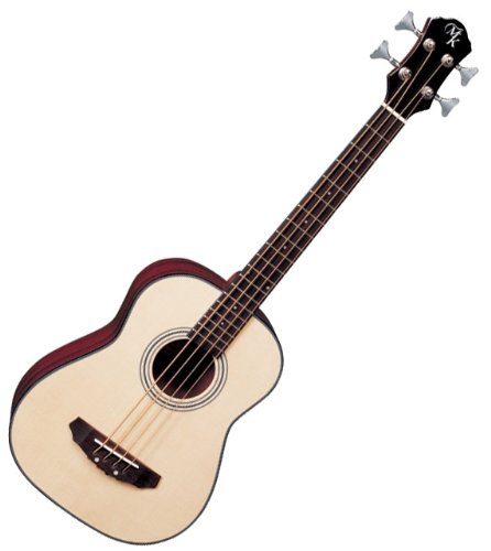 New Michael Kelly Sojourn 4 Travel Solid Acoustic Electric Bass Guitar