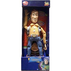 Disney Pull-String Talking Woody