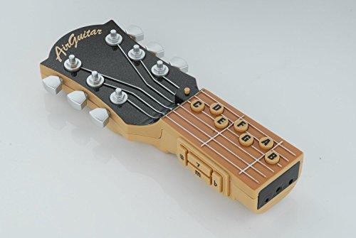 Cozyswan®Princess International Ag-300 Virtual Strumming Air Guitar - Black