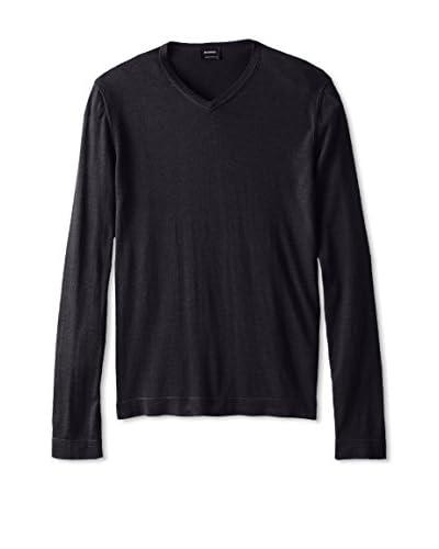 Jil Sander Men's V-Neck Sweater