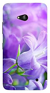 TrilMil Printed Designer Mobile Case Back Cover For NOKIA MICROSOFT LUMIA 640