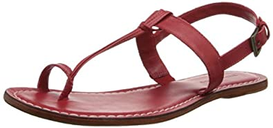 Bernardo Women's Mavrick Dress Sandal, Red, 6 M US
