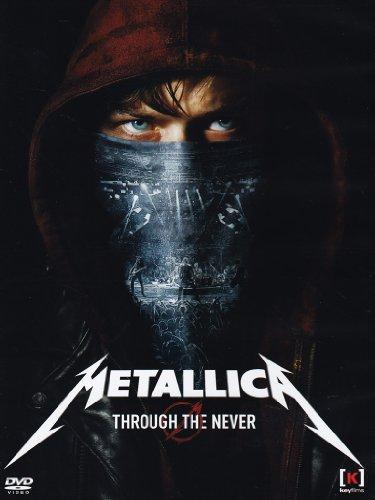 Metallica Through The Never (DVD)