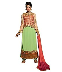 Pulp Mango'S Simona'S Super Exclusive,Ethnic Wear Collection Of Pure Georgette Dress Materials.