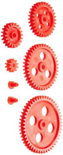ajax-scientific-7-piece-plastic-gear-and-bushing-set