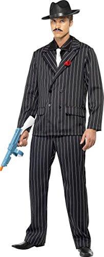 Zoot Suit Costume, Male Medium (Zoot Suit Costume Tie)