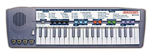 B310 - Keyboard mit 37 Tasten / 8 Sounds und 8 Rythmen