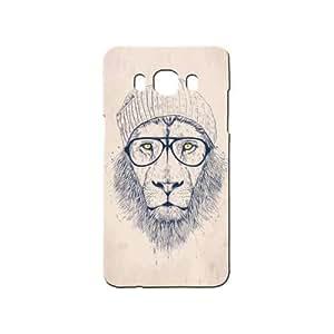BLUEDIO Designer 3D Printed Back case cover for Samsung Galaxy J7 (2016) - G0447