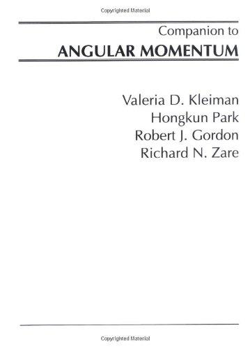 A Companion to Angular Momentum PDF