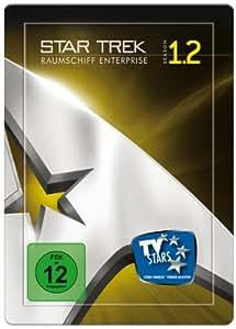 Star Trek - Raumschiff Enterprise: Season 1.2, Remastered (4 DVDs)