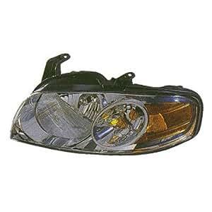 Amazon.com: 2004-2006 Nissan Sentra Passenger Side Head Light Assembly