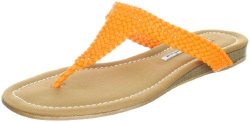 Manas Positano 121L5118Nm, Sandali Donna, Arancione (Orange (Arancio)), 40