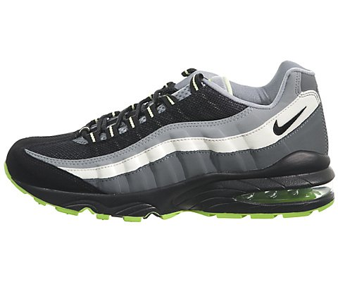 d387499c84c6 Nike Big Kid s Air Max 95 GS Running Sneaker 307565 019 6 5 M ...