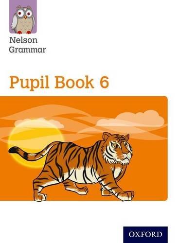 New Nelson Grammar Pupil Book 4