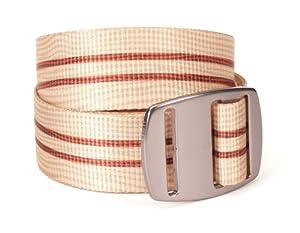 "Croakies Men's Artisan-2 Belt, Large (Fits up to 42""), Balsa Rider"