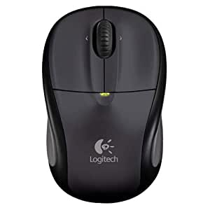 Logitech M305 Wireless Mouse (Black)