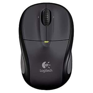 Logitech M305 Wireless Mouse (Black)