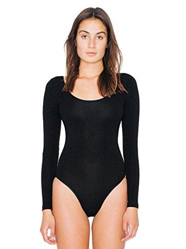 American Apparel -  Body  - Abbigliamento - Donna nero Large