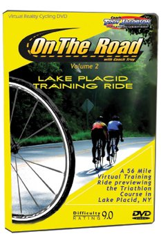 Spinervals Virtual Reality 2.0: Lake Placid Training Ride DVD