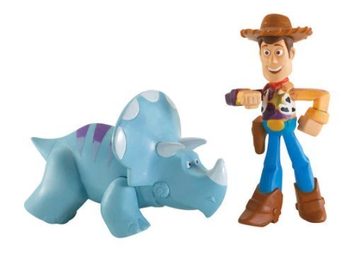 Toy Story Color Splash Buddies Woody and Trixie 2-Pack by Mattel (Toy Story Color Splash Buddies compare prices)