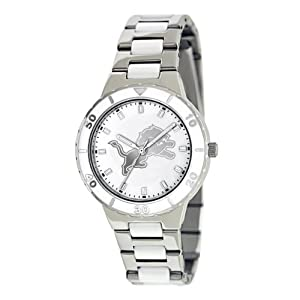 Game Time Ladies NFL-PEA-DET Detroit Lions Watch by Game Time