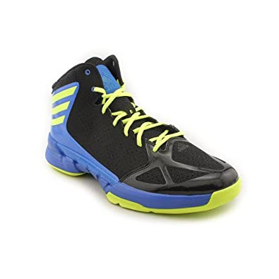 Buy Adidas Mad Handle Black Blast Blue Mens Basketball Shoes by adidas