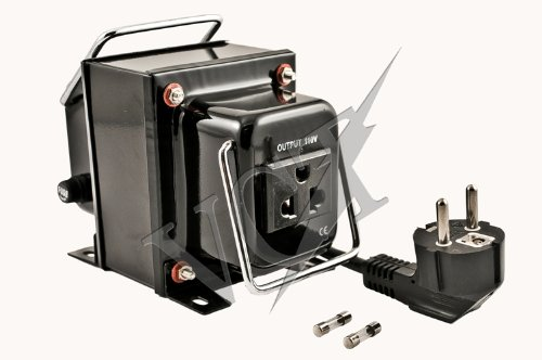 Vct 3000 Watts Step Down Voltage Transformer Converts Ac 220V To 110V For 220 Volt Countries - Model Vod 3000