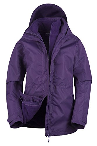 Mountain Warehouse Fell Wasserabweisende Damenjacke mantel 3 in 1