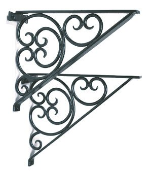 MinuteMan All Cees Mantel Bracket Pair at Sears.com
