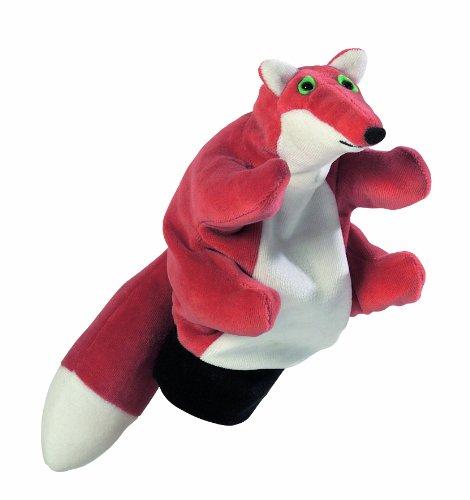 Hape - Beleduc - Fox Glove Puppet - 1