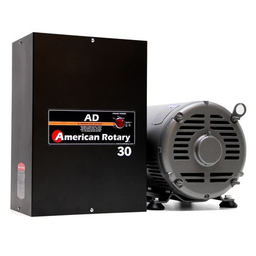 Rotary Phase Converter Ad30