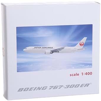 hogan 1/400 B767-300 JAL JA654J