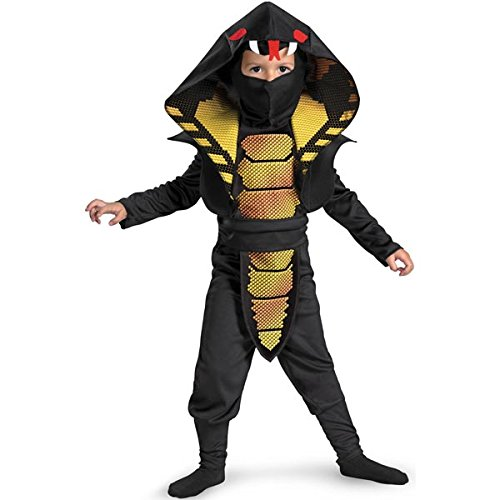 Cobra Ninja Boys Costume,