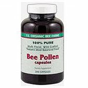 Amazon.com: Bee Pollen 500mg YS Eco Bee Farms 200 Caps