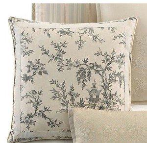 Amazon.com: Ralph Lauren St. Honore Pagoda Decorative Bed Pillow: Home & Kitchen