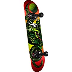 Buy Powell Golden Dragon Knight Dragon 2 Complete Skateboard by Powell