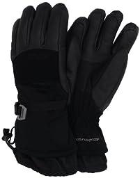 Gordini Men\'s The Polar Glove, Black, Medium