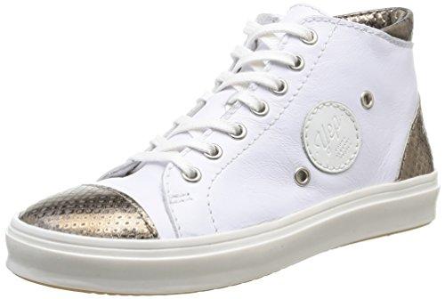 Yep by Jonak - Alezae, sneakers  per bambine e ragazze, bianco(blanc (serpent blanc)), 36