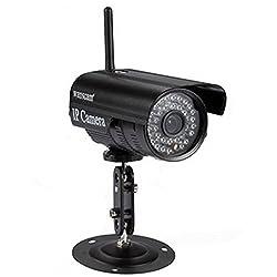 Wanscam JW0011 Wireless Wifi Outdoor Bullet CCTV Security IP Network Camera Surveillance Waterproof IR P2P Day Night Webcam