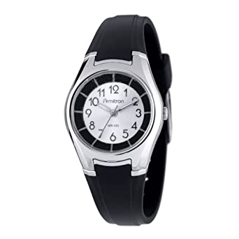 Armitron Womens 256355lav Silver Tone