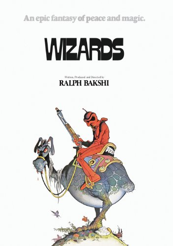 Wizards [DVD] [Edizione: Regno Unito]